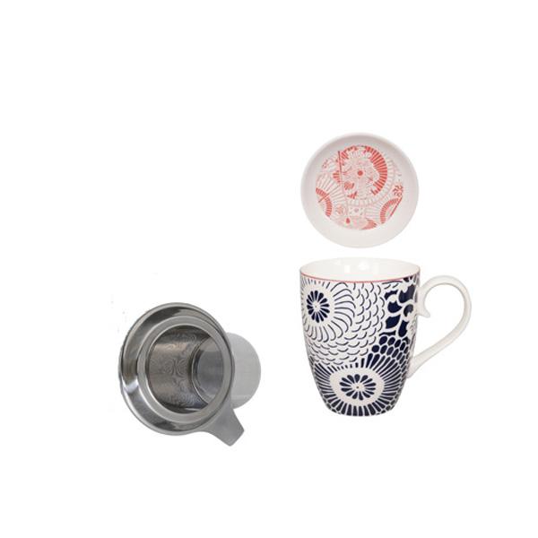 teetasse mit sieb und deckel shiki peony tea room teekult winterthur. Black Bedroom Furniture Sets. Home Design Ideas