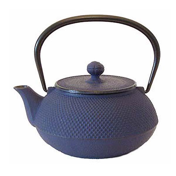 teekanne gusseisen arar blau tea room teekult winterthur. Black Bedroom Furniture Sets. Home Design Ideas